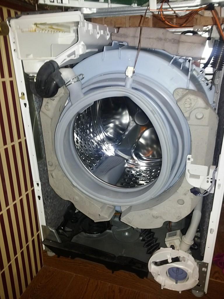 Siemens IQ 800 без передней панели