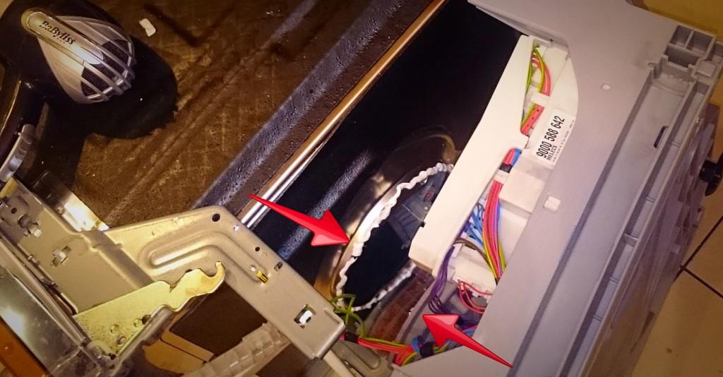 Посудомоечная машина Bosch - ошибка E15