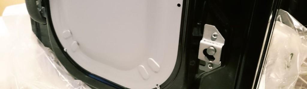 Установка стиральной машины Gorenje