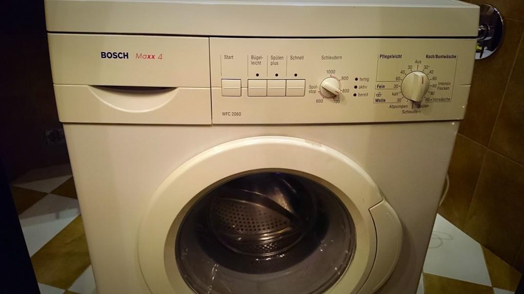 Bosch Maxx 4 WFC 2060