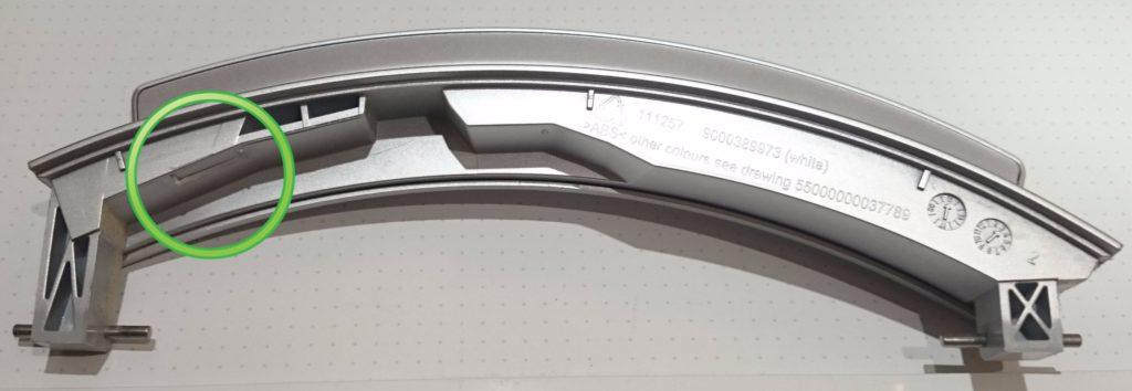 Bosch Logixx 6 ручка люка