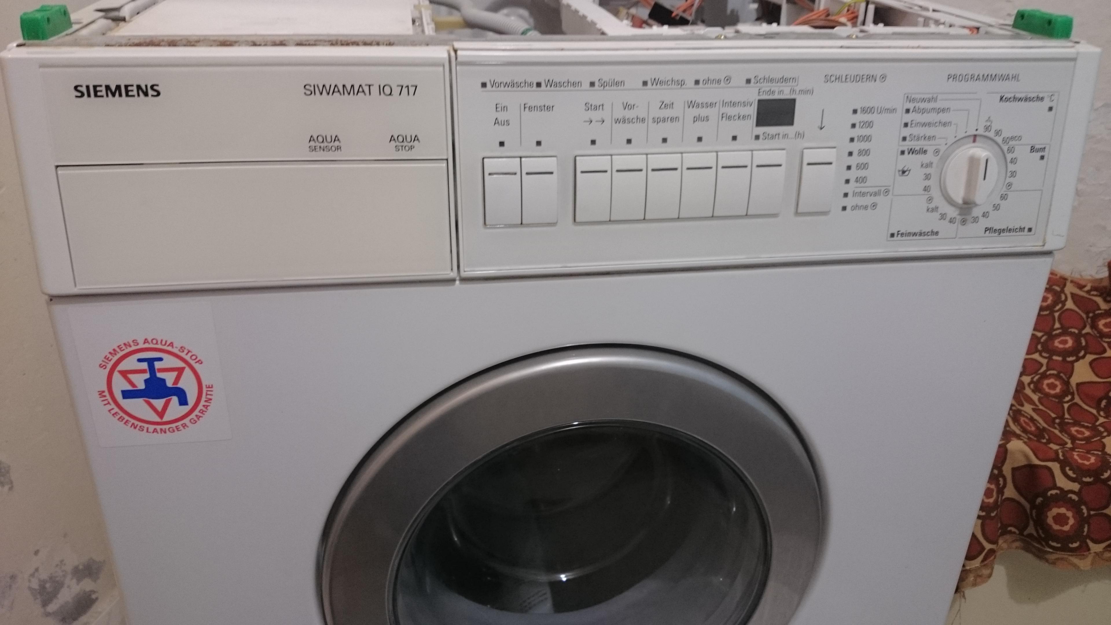 Как отремонтировать стиральную машину  статья